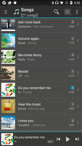 jetAudio Music Player Basic for Android - Free Download