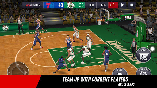 ... Image 2 of NBA LIVE Mobile for Android ...