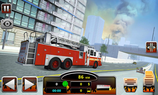 Fire Truck Simulator 2016 for Android - Free Download