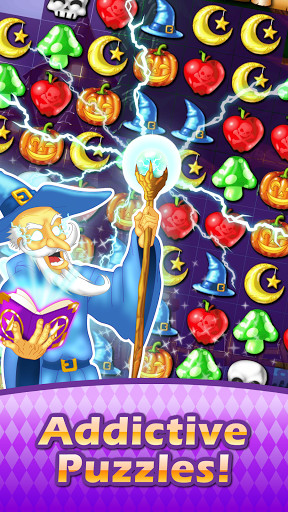 Witch Puzzle - Free Game for Android - Free Download