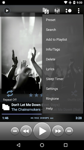 PowerAMP for Android - Free Download