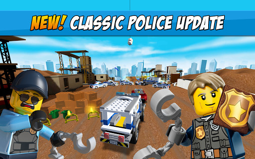 LEGO® City My City 2 for Android - Free Download