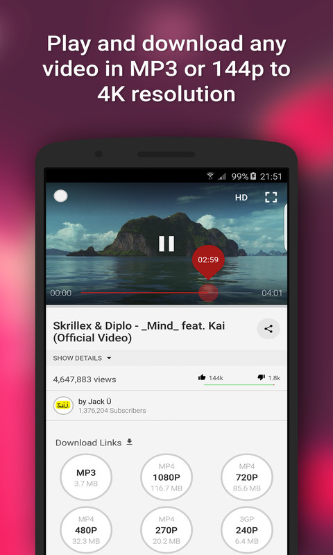 Videoder Apk Free Download For Android