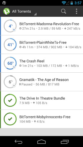 How to download movie from utorrent in android 2017 smartphone.