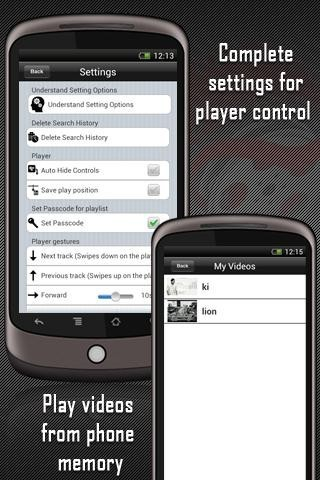 Video Tube (YouTube Player) for Android - Free Download