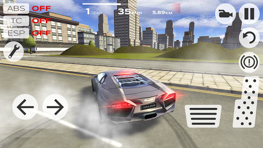 Extreme Car Driving Simulator For Android Free Download