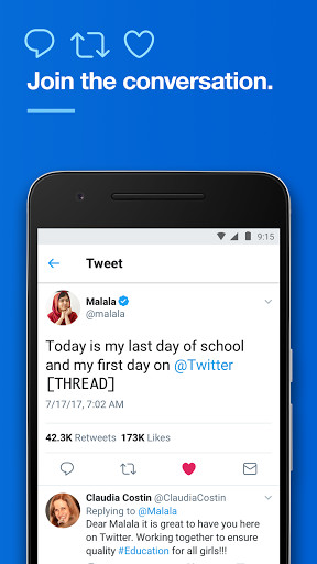 Twitter for Android - Free Download