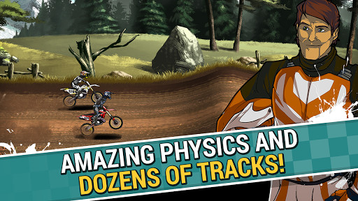 Mad Skills Motocross 2 for Android - Free Download