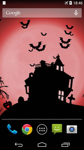 Image 2 Of Halloween Live Wallpaper For Android