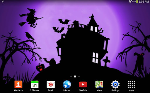 Image 4 Of Halloween Live Wallpaper For Android