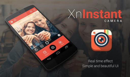 Camera Vintage Android : Xninstant camera for android free download