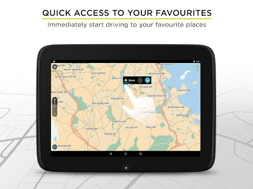 tomtom gps free download for android