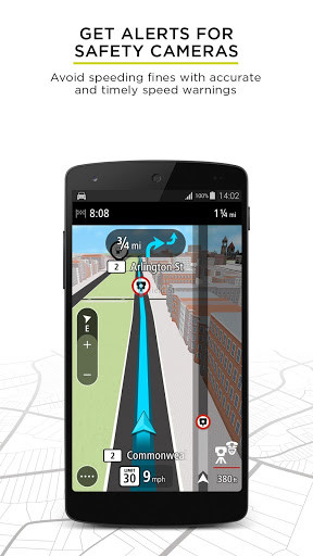 tomtom navigation gps traffic for android free download. Black Bedroom Furniture Sets. Home Design Ideas