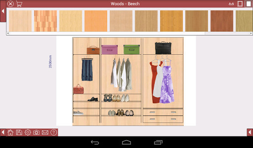 Image 1 Of EZ Closet + Closets Design For Android ...