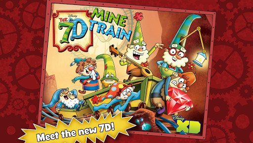 The 7D Mine Train for Android - Free Download
