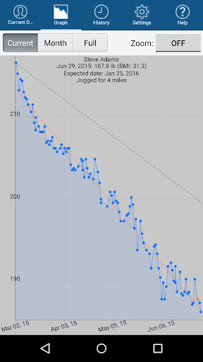 monitor your weight for android free download