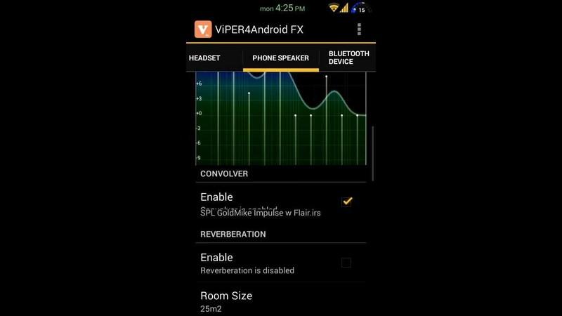 Android audio fx tutorial