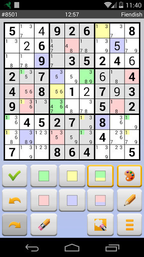 Sudoku 10'000 for Android - Free Download