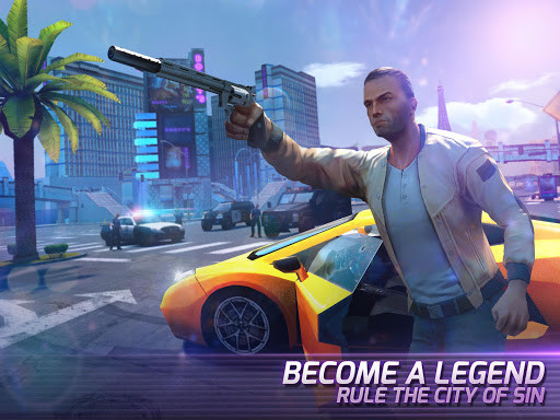 How to download & install gangstar vegas rio: city of saints game.