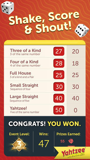 free yahtzee with buddies