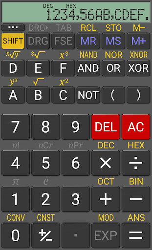 Image 3 Of Realcalc Scientific Calculator For Android