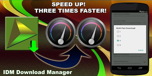 IDM Download Manager for Android - Free Download