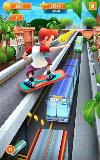 bus rush 2 game free download