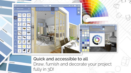 Image 2 Of Home Design 3d Freemium For Android
