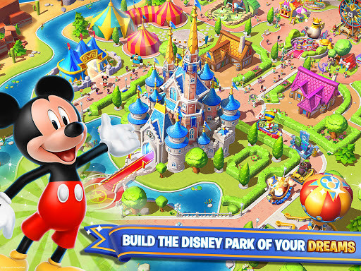 Disney Magic Kingdoms for Android - Free Download
