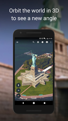 Google Earth for Android - Free Download