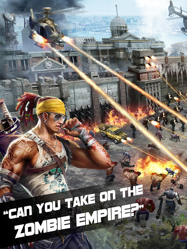 Last Empire-War Z for Android - Free Download