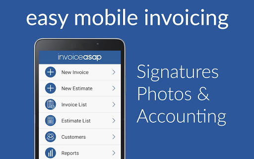 Mobile Invoice for QuickBooks for Android - Free Download