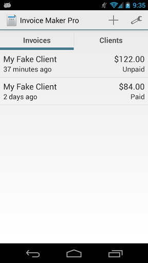 Invoice Maker Pro For Android Free Download - Invoice generator free download