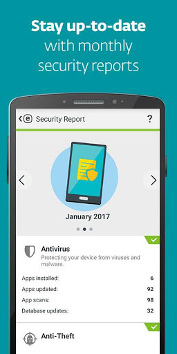 ESET NOD32 Mobile Security for Android - Free Download
