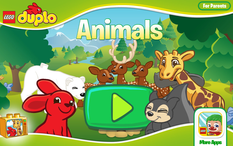LEGO® DUPLO® Animals for Android - Free Download