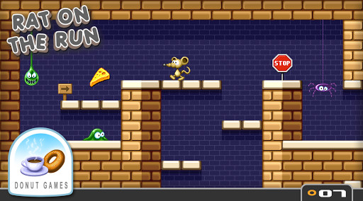 Rat On The Run for Android - Free Download