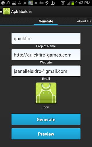 Builder website to apk Best Website