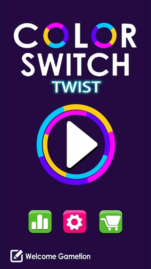 Image 1 of Color Switch Twist for Android ...