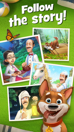 Gardenscapes New Acres For Android Free Download