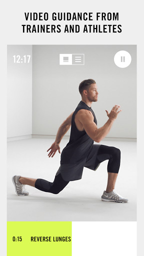 Nike Training Club for Android - Free Download