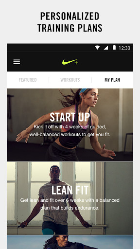 a7a7812e5a4b6 ... Image 3 of Nike Training Club for Android ...