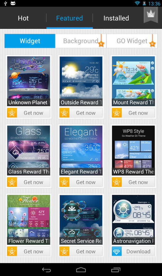 AccuWeather 5.8.1.2-free for Android - Download