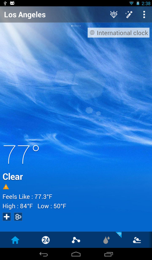 AccuWeather: Weather Radar & Live Forecast Maps - Apps on ...