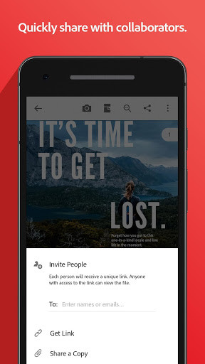 download acrobat reader for android mobile