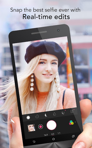 YouCam Perfect - Selfie Cam for Android - Free Download
