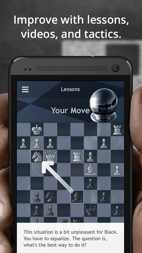 Chess - Play and Learn for Android - Free Download