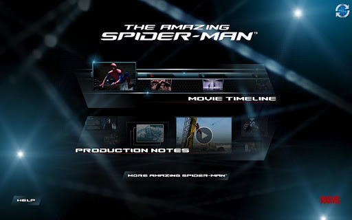 Amazing Spider-Man 2nd Screen for Android - Free Download