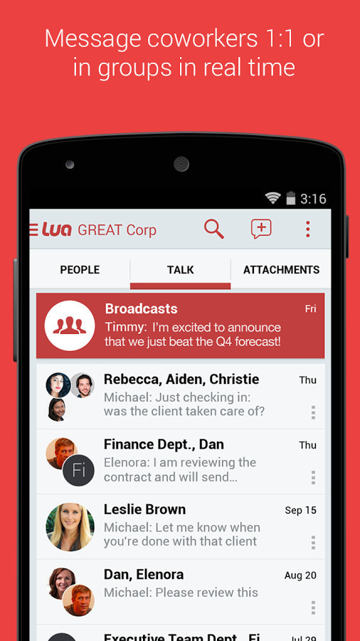 Lua for android