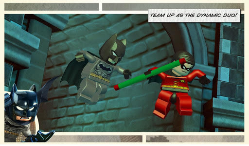 LEGO Batman Beyond Gotham for Android - Free Download