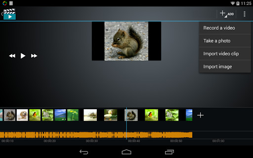 movie studio for android